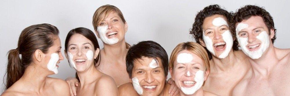 Pflege Gesicht